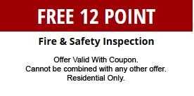 Free 12 Point Inspection