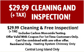 $29.99 Cleaning and Inspection!